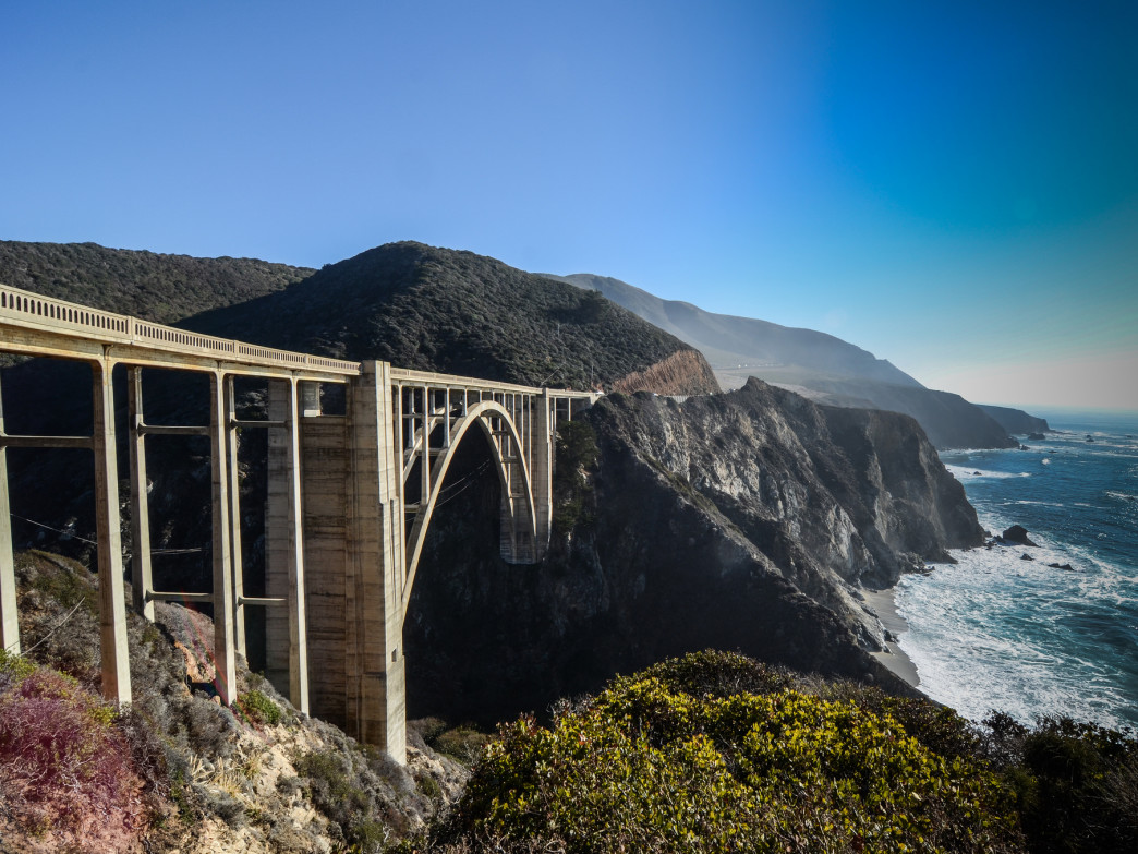 With views like this, it's no wonder that Big Sur is so beloved.