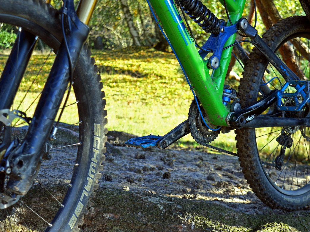 Mountain biking enthusiasts are flocking to Coldwater Mountain in Anniston.