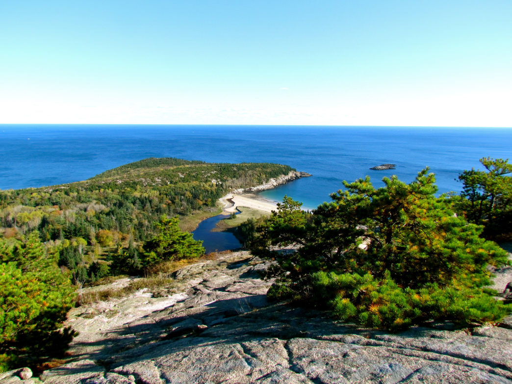 10 Best Hiking Trails In Maine