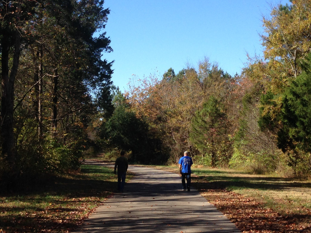 Wade Mountain Nature Preserve in Huntsville contributes to the more than 30 miles of greenways in the region.