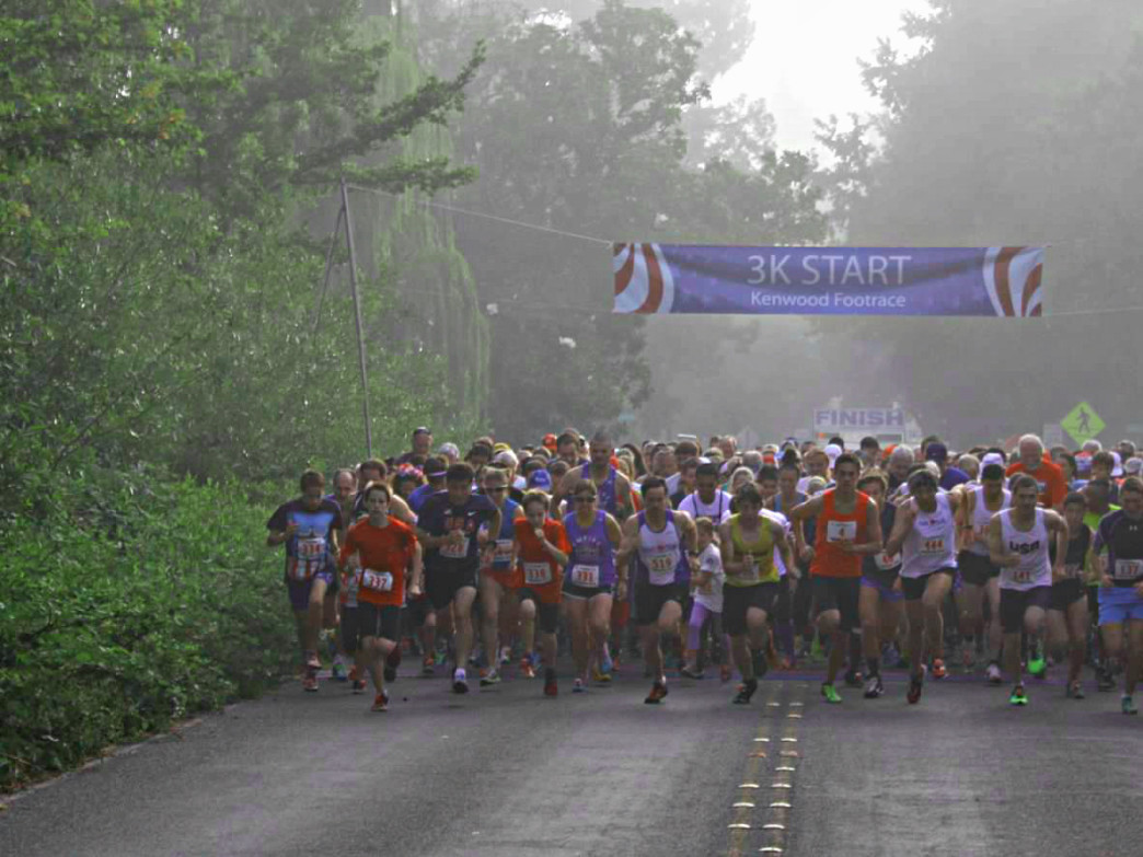 The Kenwood footrace will mark its 44th running in 2015.