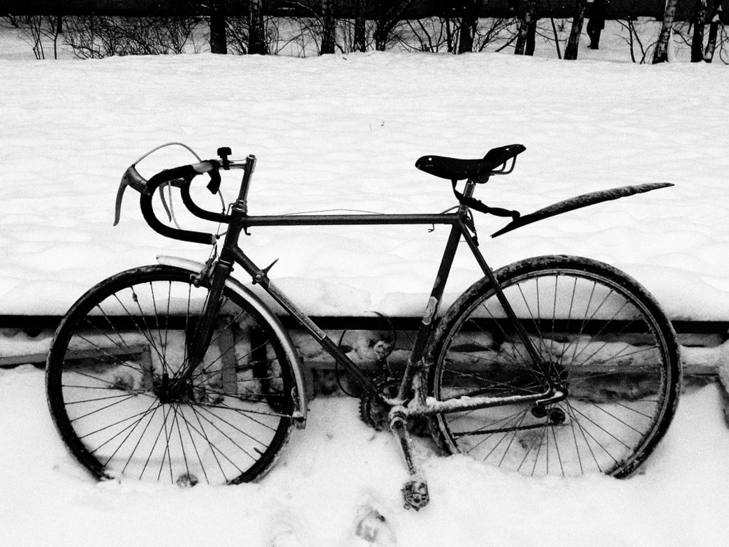 Get out and ride this winter! via  Roman Filippov on Flickr