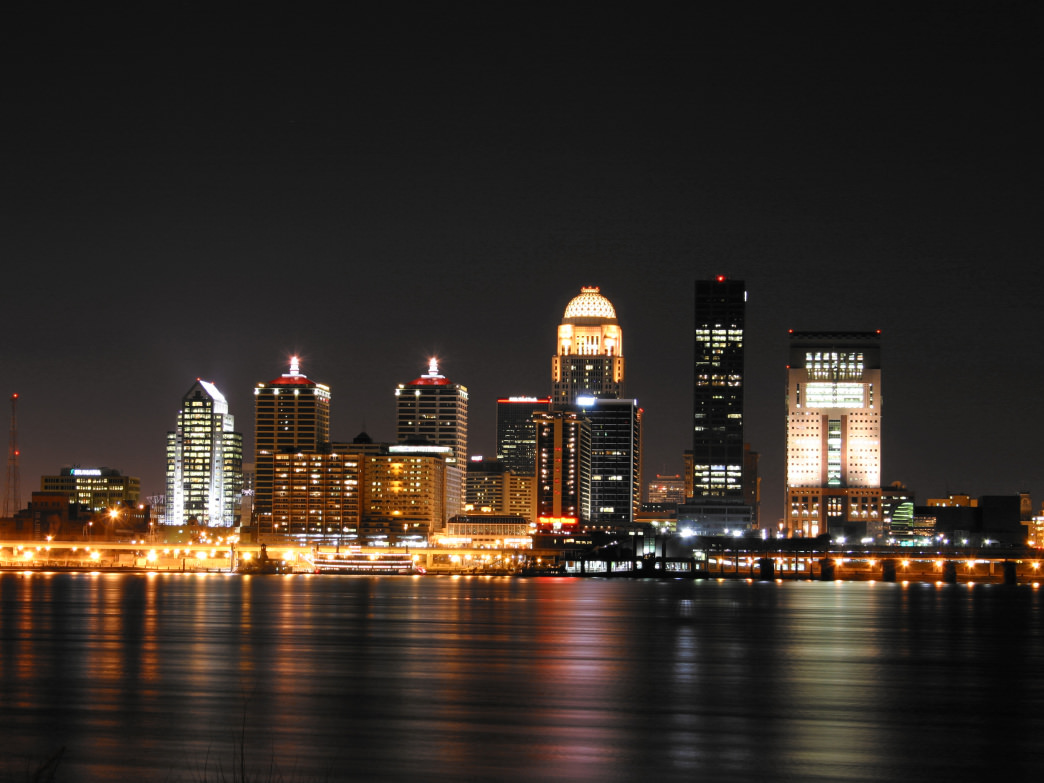 Spend late nights out on the town discovering Louisville, Kentucky.
