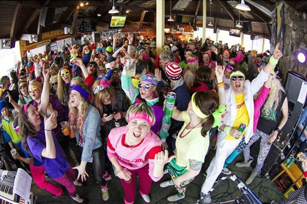 There's always a party at Loon Mountain Resort