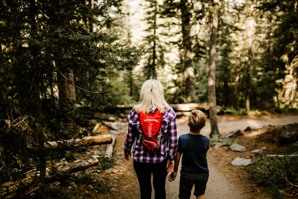 Enjoy excellent family hikes around Bozeman.