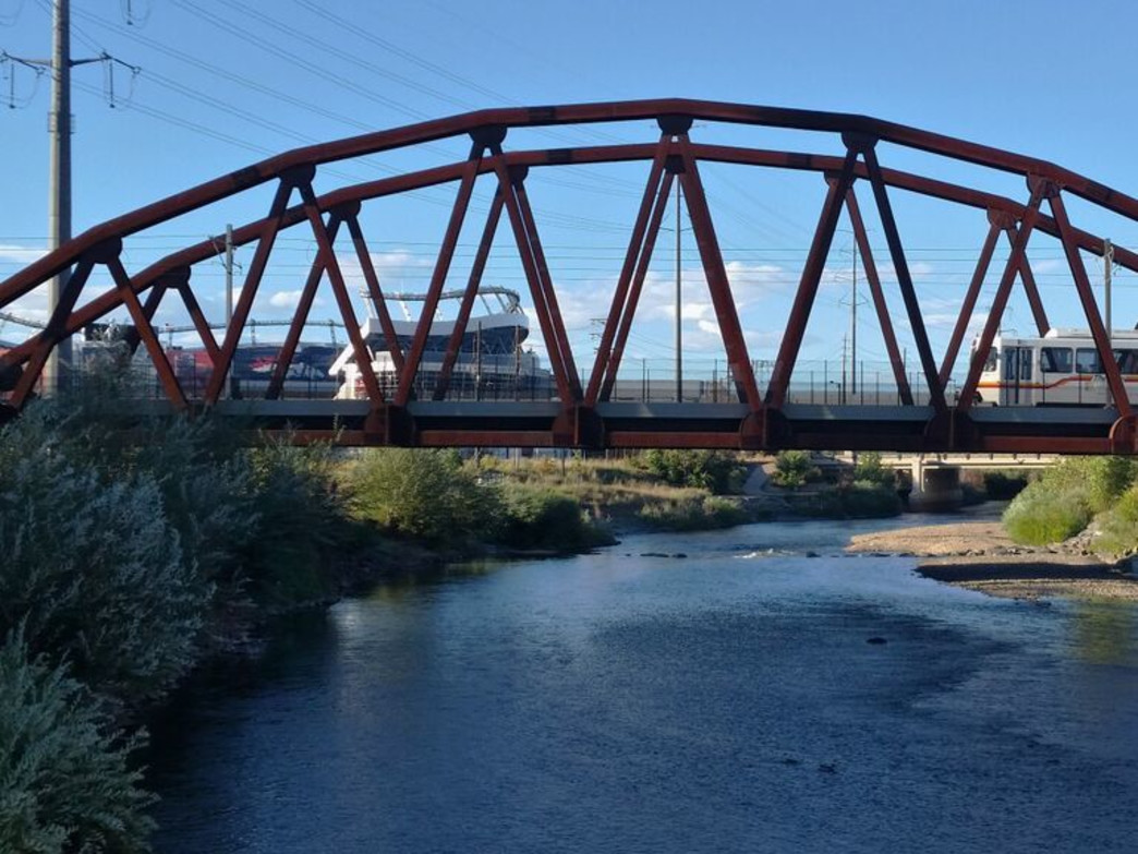 Though somewhat less majestic than some of the South Platte's better sections, the urban stretch near Denver offers some surprisingly great fishing.