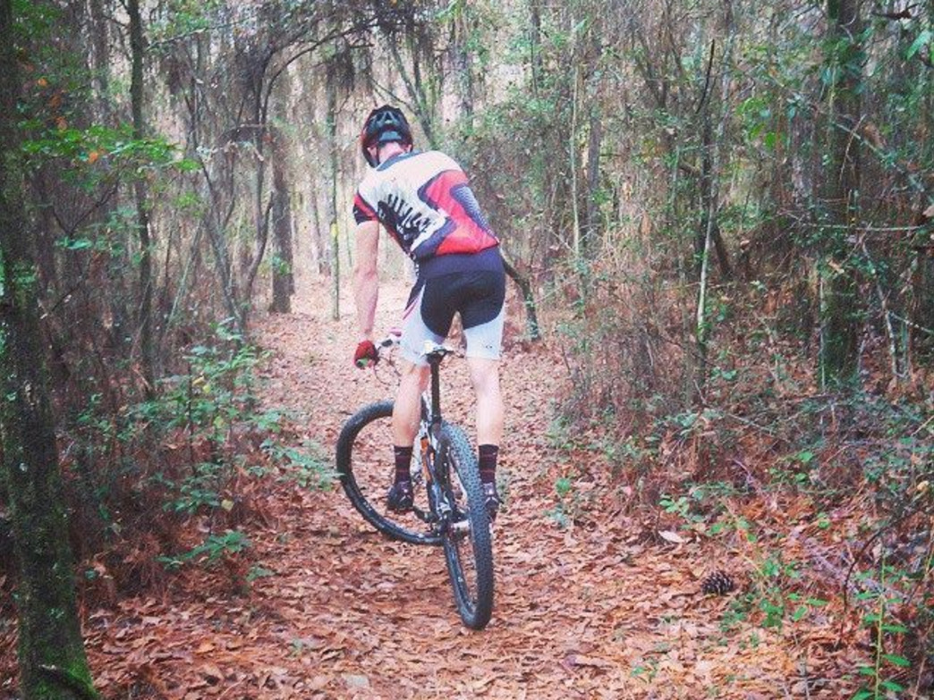 With over 15 miles of loops to choose from, Chickasabogue harnesses it's terrain to optimize a good workout.