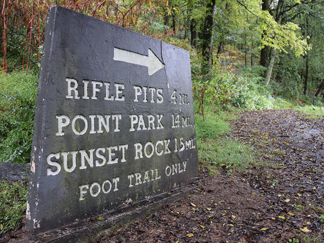 Are they rifle pits or ceremonial circles built by prehistoric inhabitants?