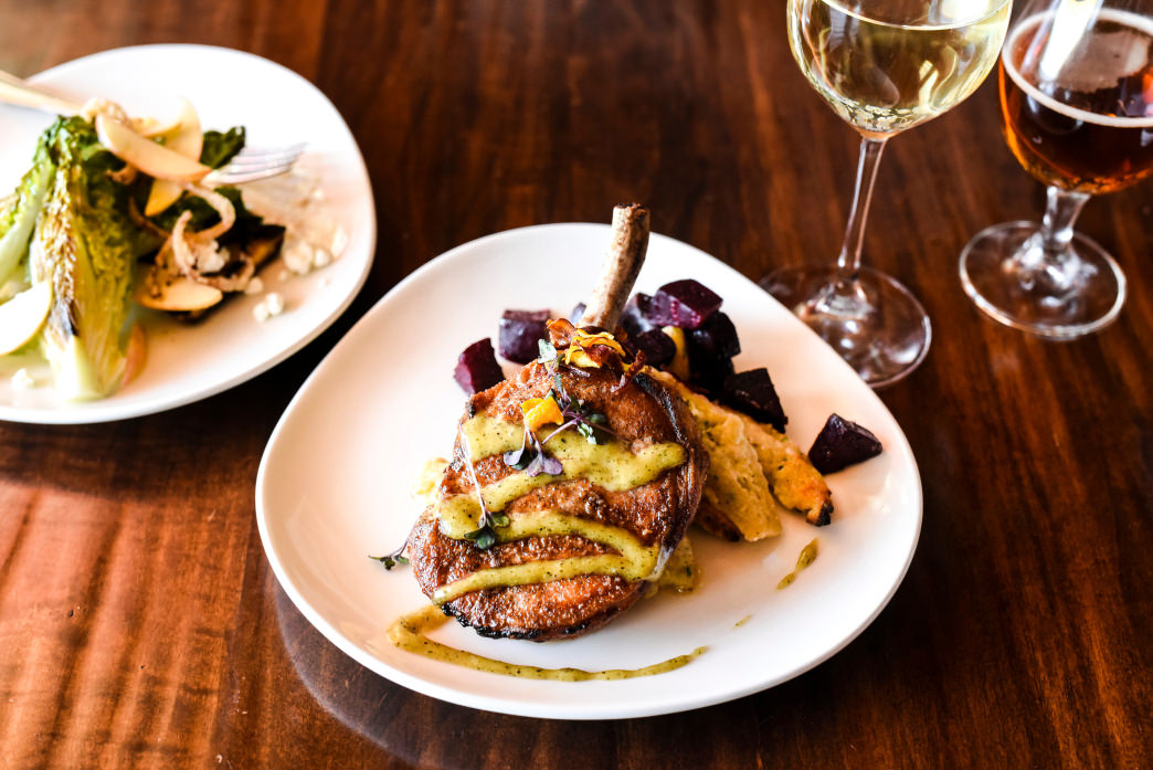 Deer Valley restaurants like The Brass Tag offer incredible dining without having to leave the resort.