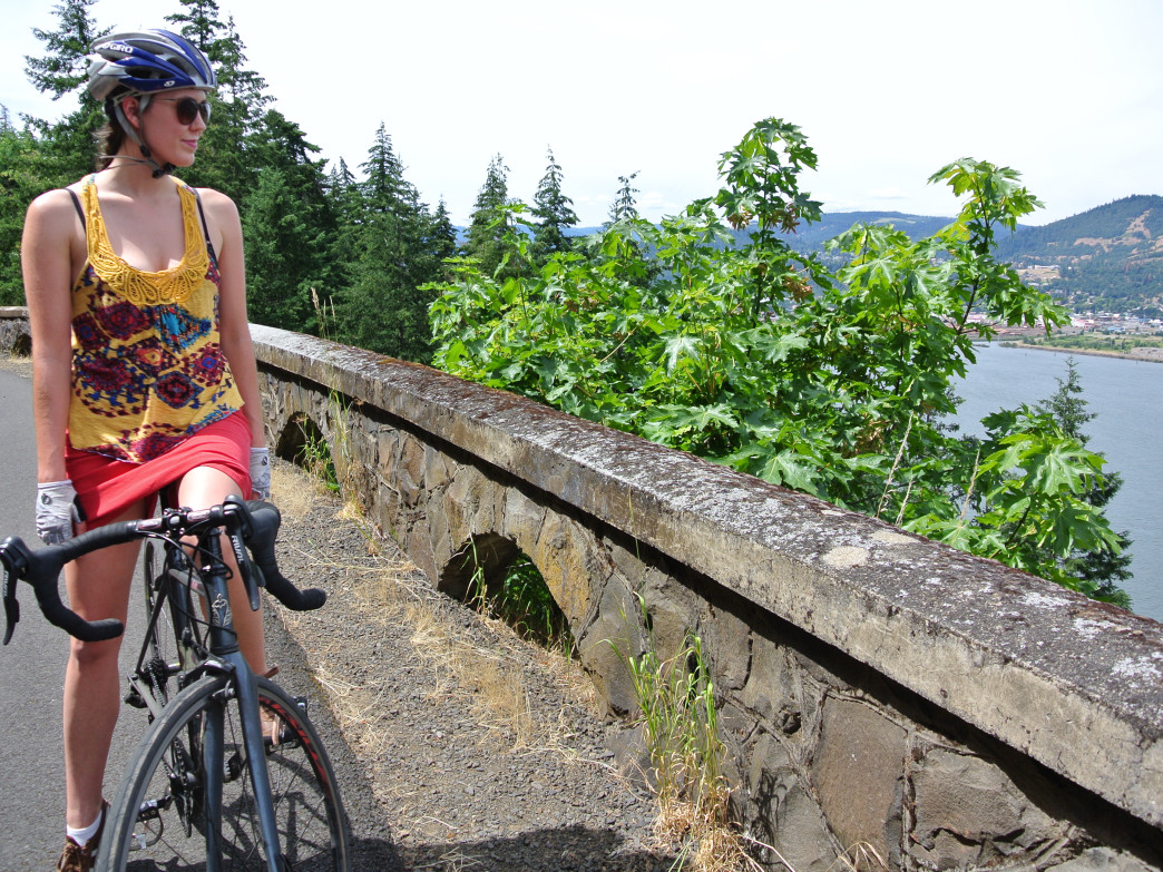 The hood river to mosier trail cycling publicscrutiny Image collections