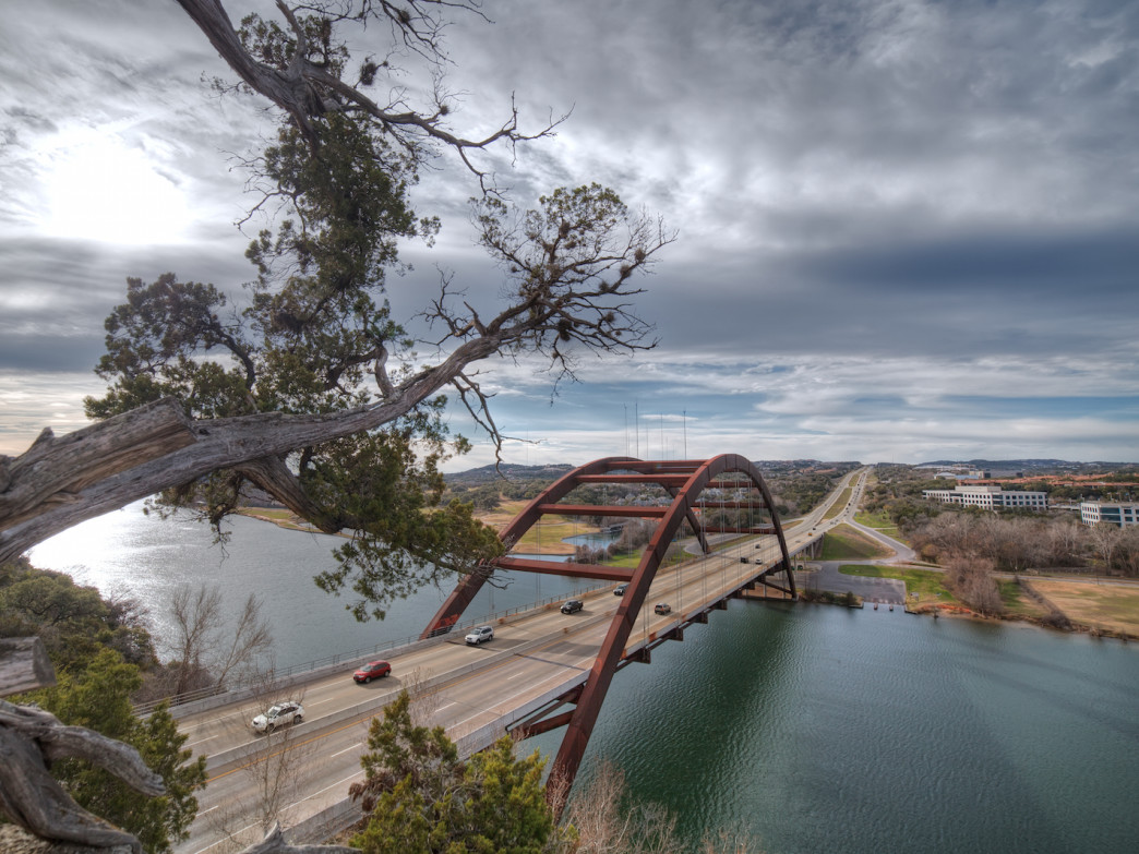 Pennybacker Bridge - Capitol of Texas Hwy - Austin, TX