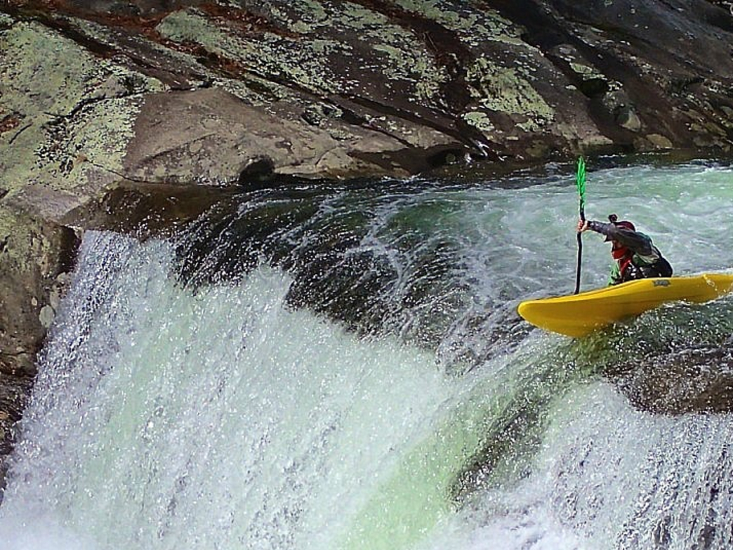 Tellico River White Water Paddling
