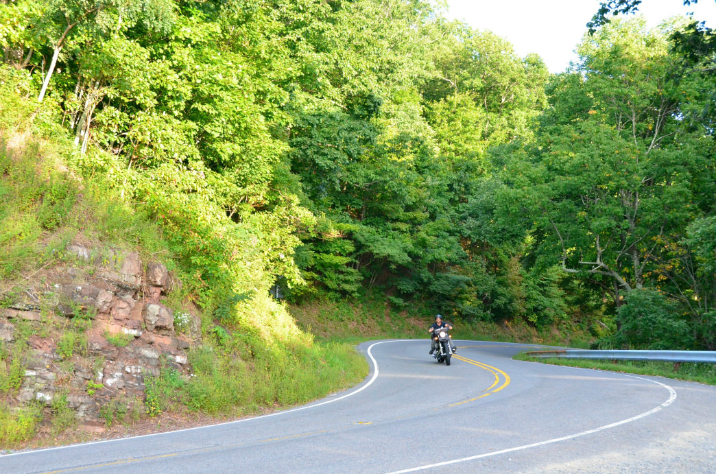 The route known as the Back of the Dragon has become a top destination for motorcyclists, but any motorists will enjoy the amazing views.