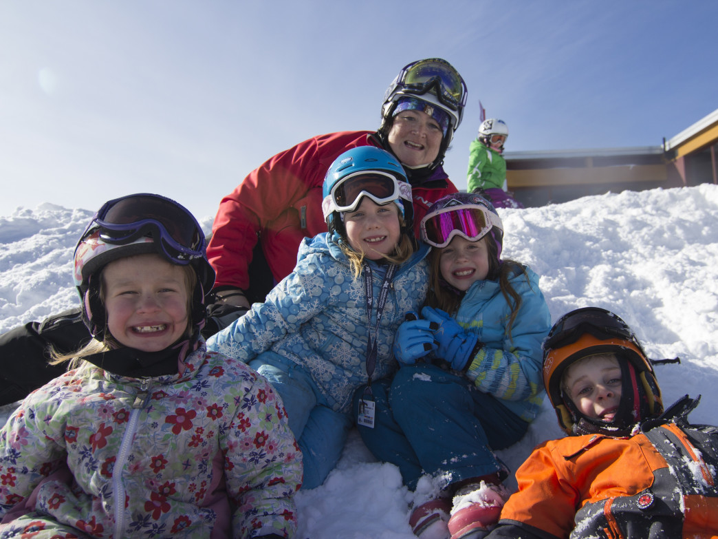 The Sunday River experience is built for families, with day care, ski school, ski-and-stay deals and plenty of kid-friendly eateries.