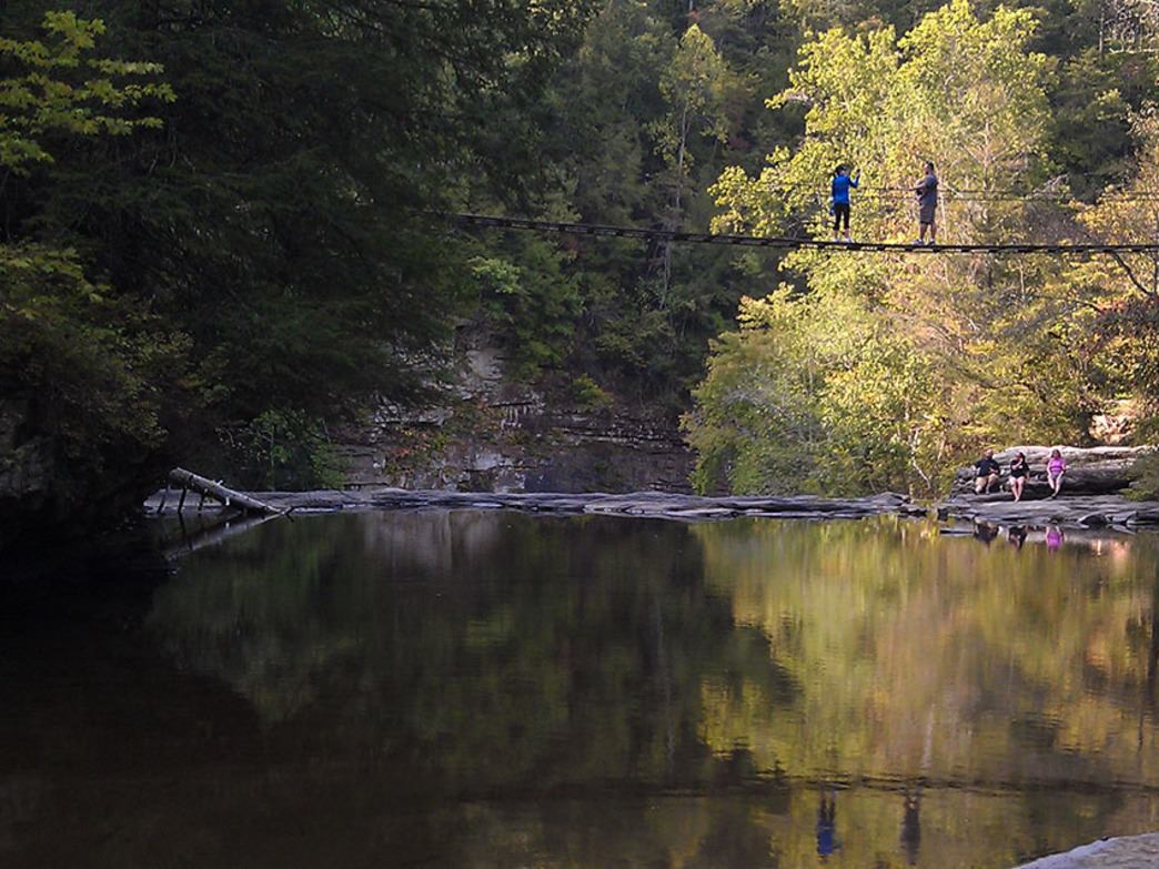 5 Cool Summer Camping Spots Near Chattanooga
