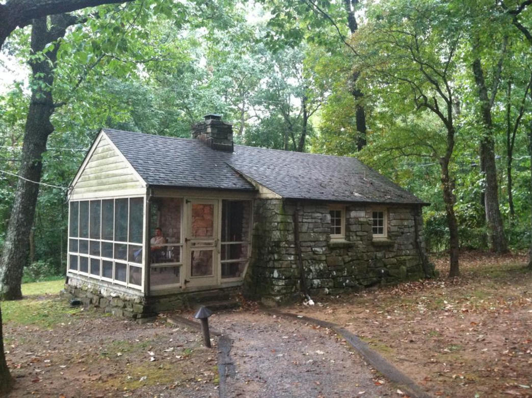 Monte Sano State Park offers cozy cabins, but be sure to book early.
