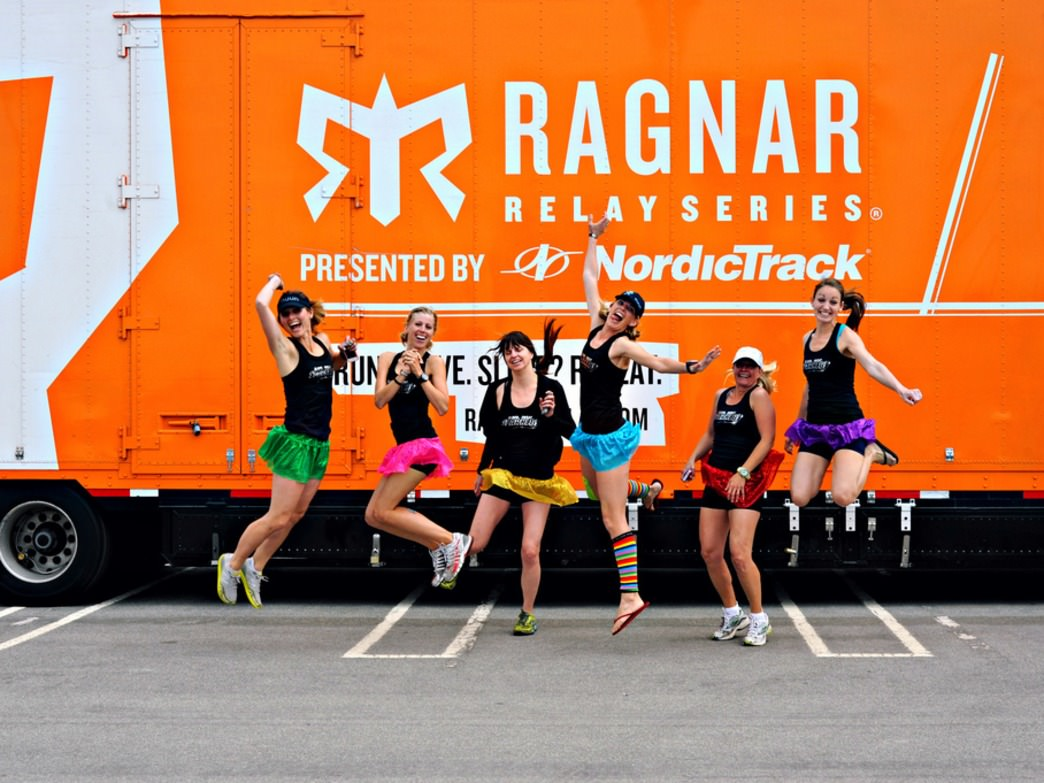 Nothing quite like completing a Ragnar Relay with your closest friends