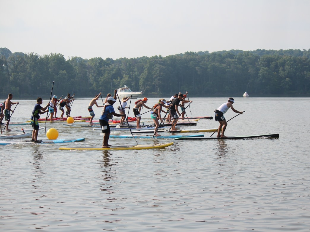 Previous races have been at Concord Park and Fort Loudon Marina