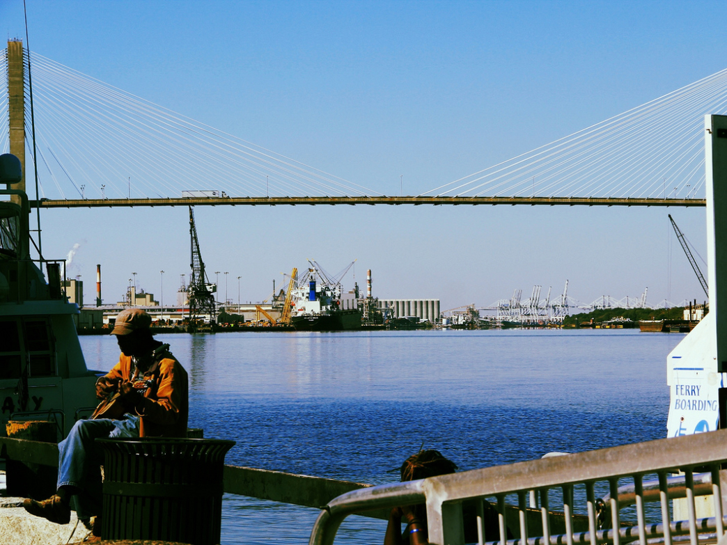 Savannah's proximity to the water offers plenty of recreational opportunities.