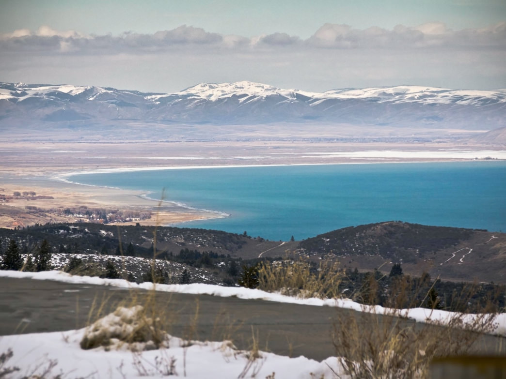 Garden City, Utah, located on Bear Lake, is popular for skiing, snowmobiling, snowshoeing, and ice fishing—with plenty of great accommodations that help make for a perfect winter getaway.