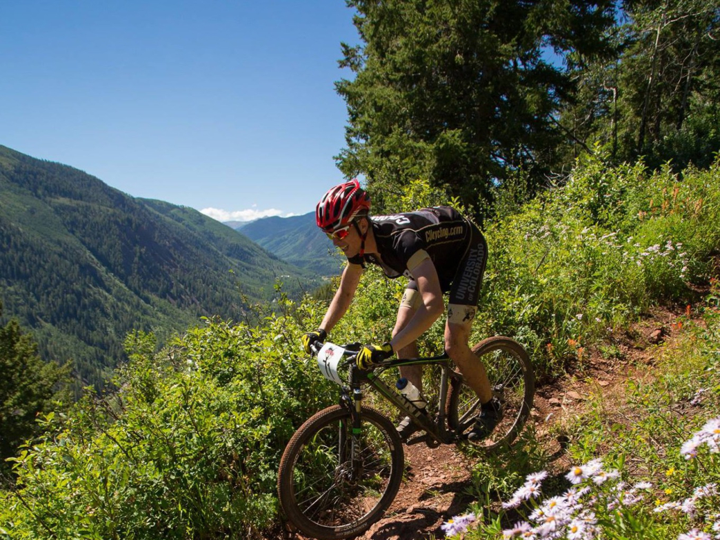The Power of Four course challenges the fittest of cross-country mountain bikers.