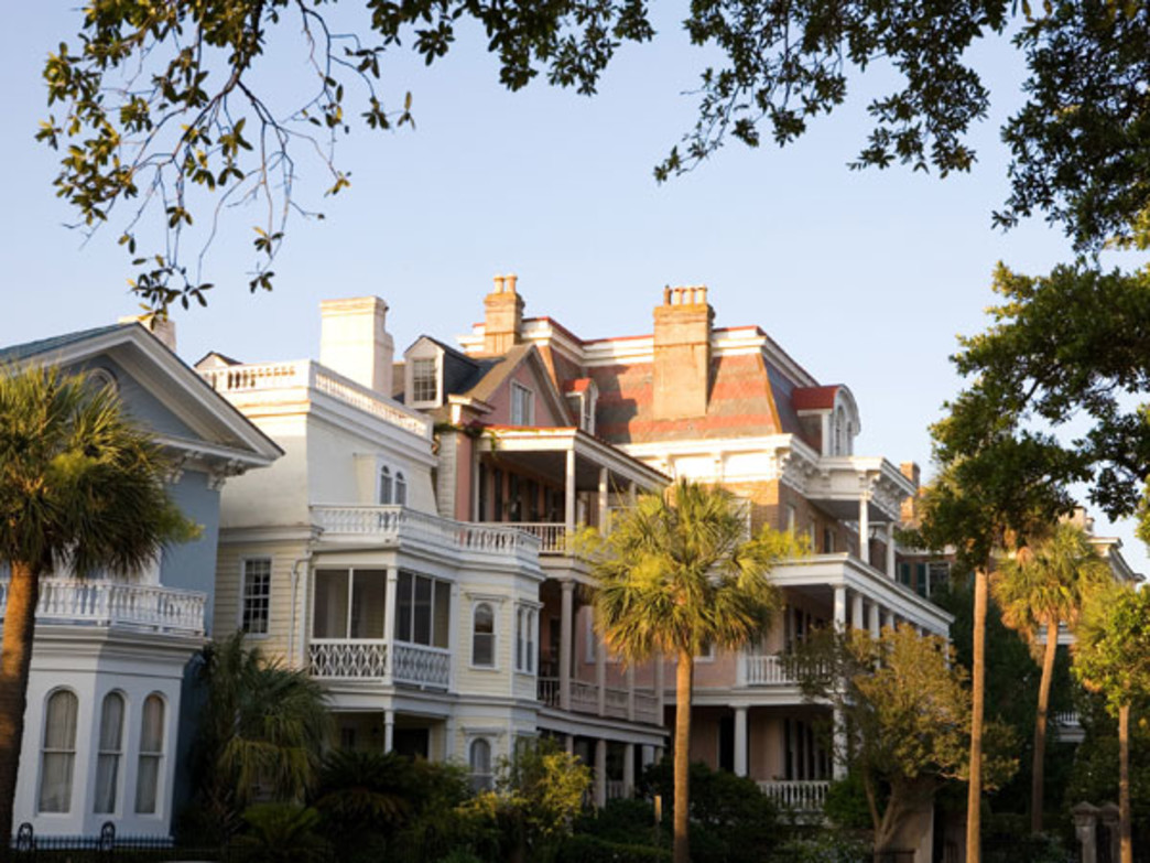 The Battery Carriage House is one of the nicest bed and breakfasts in Charleston.