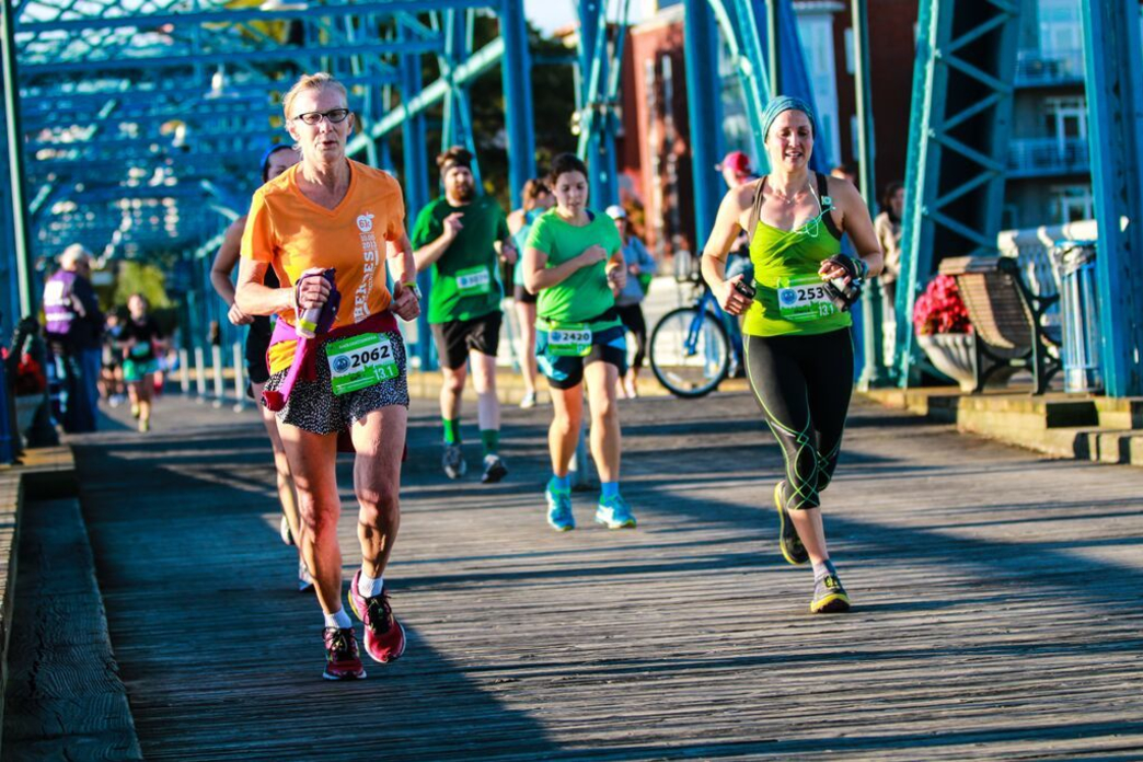 Seven bridges marathon