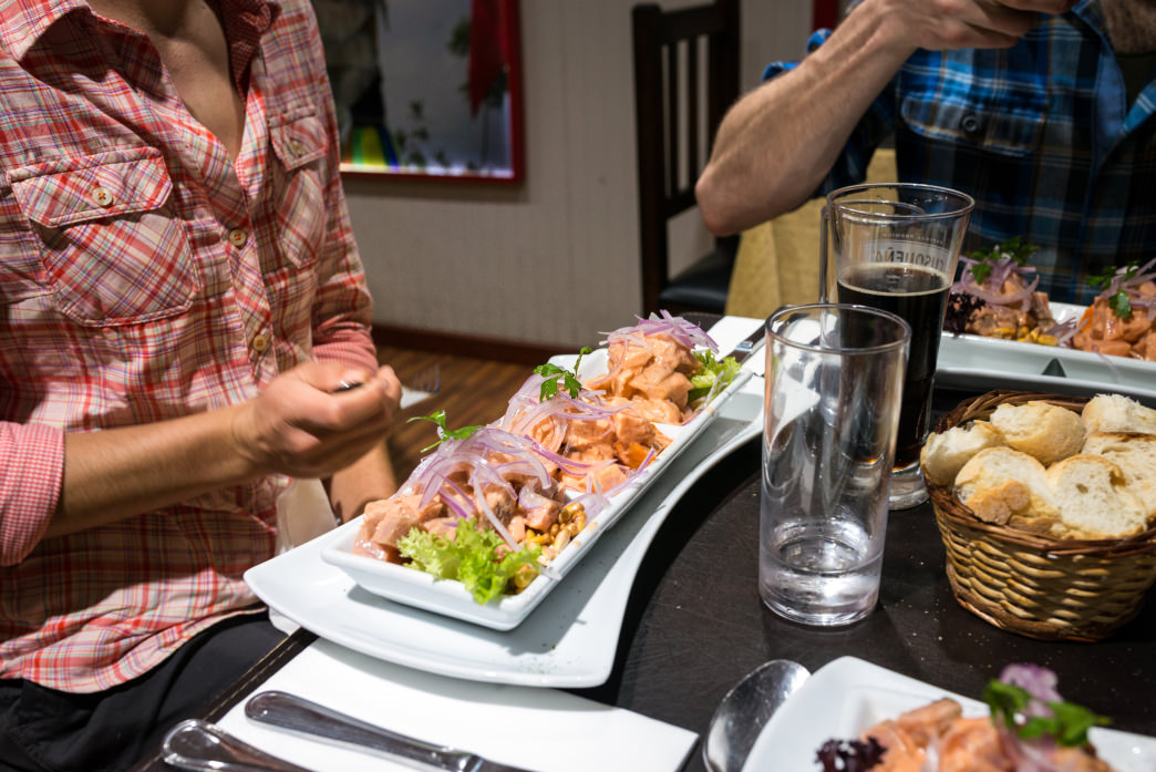 Chilean cuisine is a cosmopolitan (and irresistible) blend of native and global influences.