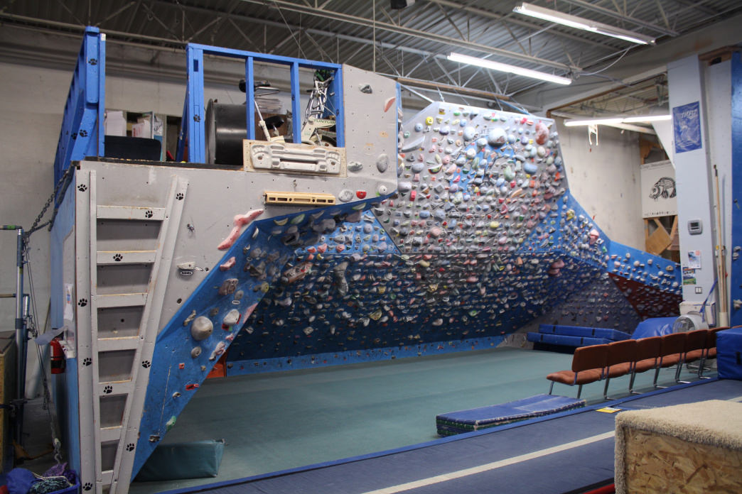 CATS is low on frills but big on whipping you into great climbing shape.      Jessica Shuck