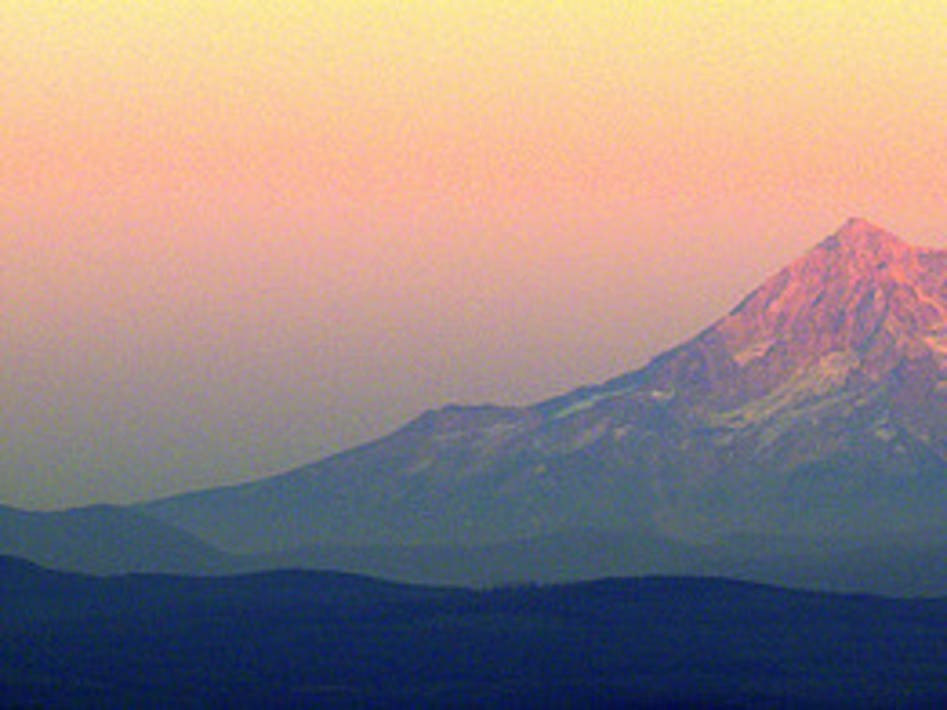 Mount Hood, the tallest peak in Oregon, is popular with climbers and hikers.