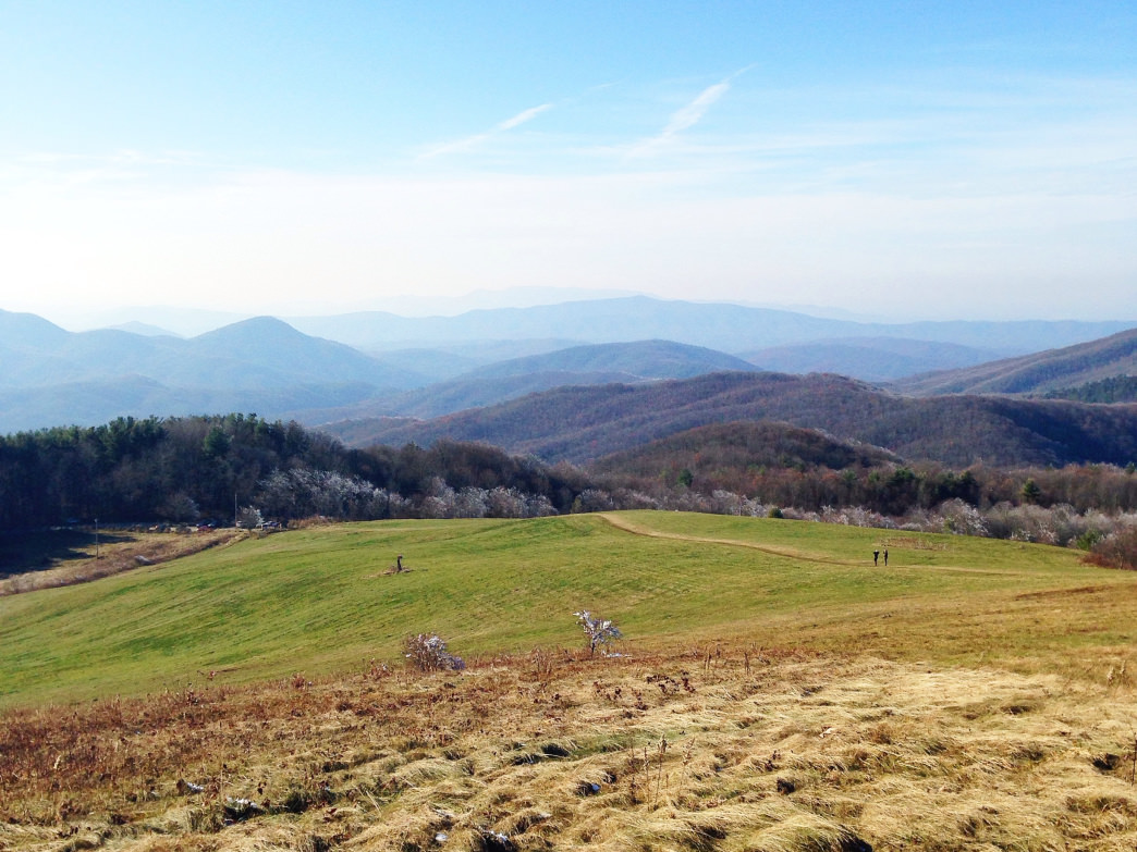 Max Patch is, for obvious reasons, among the most beloved spots on the AT.