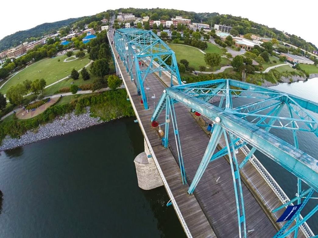 """Wanna run the bridges?"" It's a staple of every Chattanooga runner's lexicon."