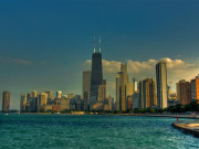 Image for Lake Michigan from Chicago