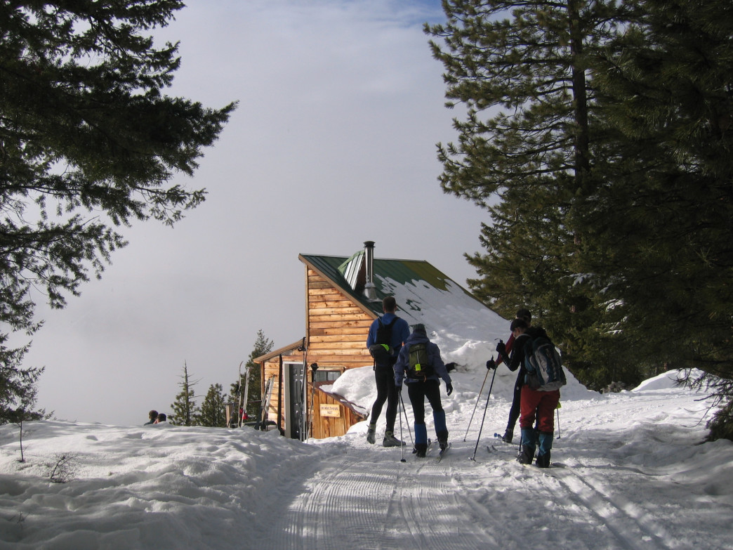 methow valley cross country skiing