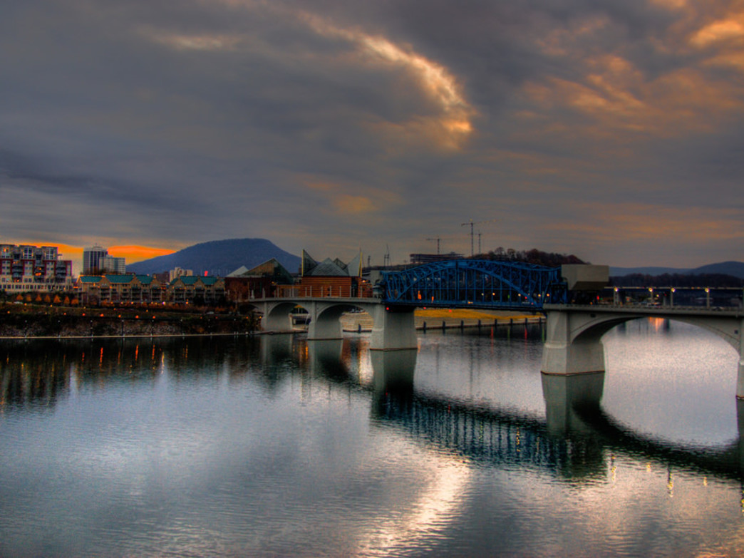 The Crash Pad proudly calls Chattanooga home