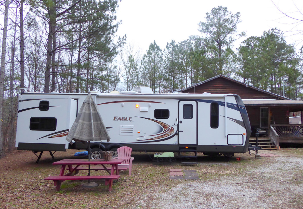 The Coosa Hiker Hostel makes a great basecamp for an adventure weekend.     Marcus Woolf