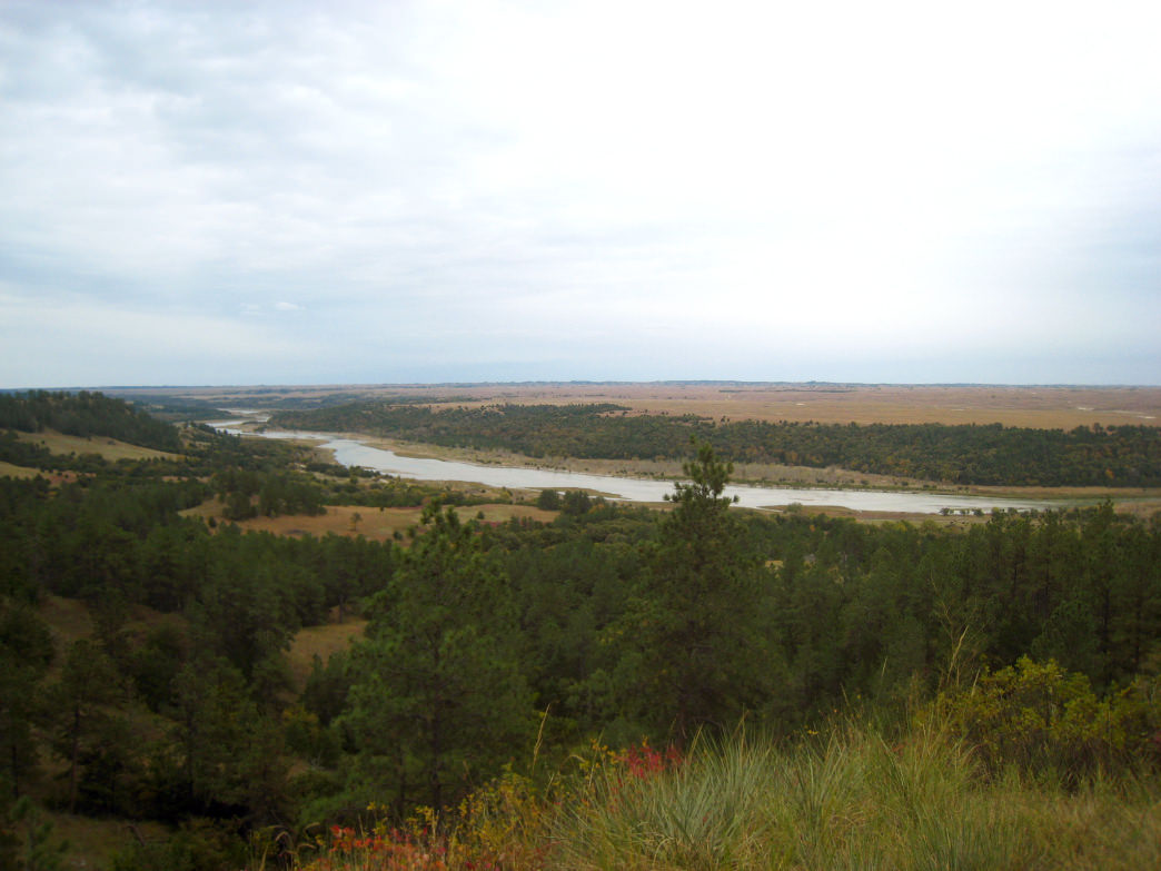 River tanking is a classic Nebraskan pastime and one of the best spots to do it is along the Niobrara River