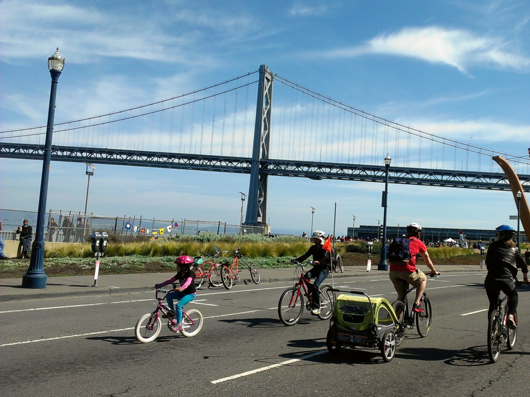 The Best Bay Area Bike Rides (and the Breweries to Visit After)