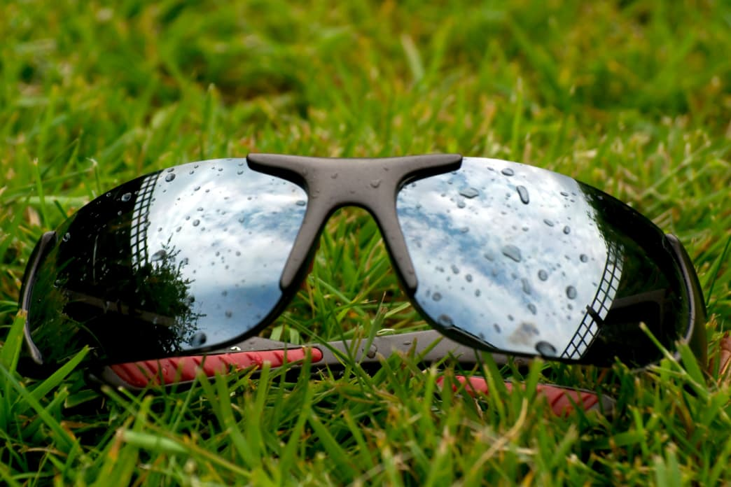 Sunglasses can protect against harmful UV rays; stash an extra pair in your pack.