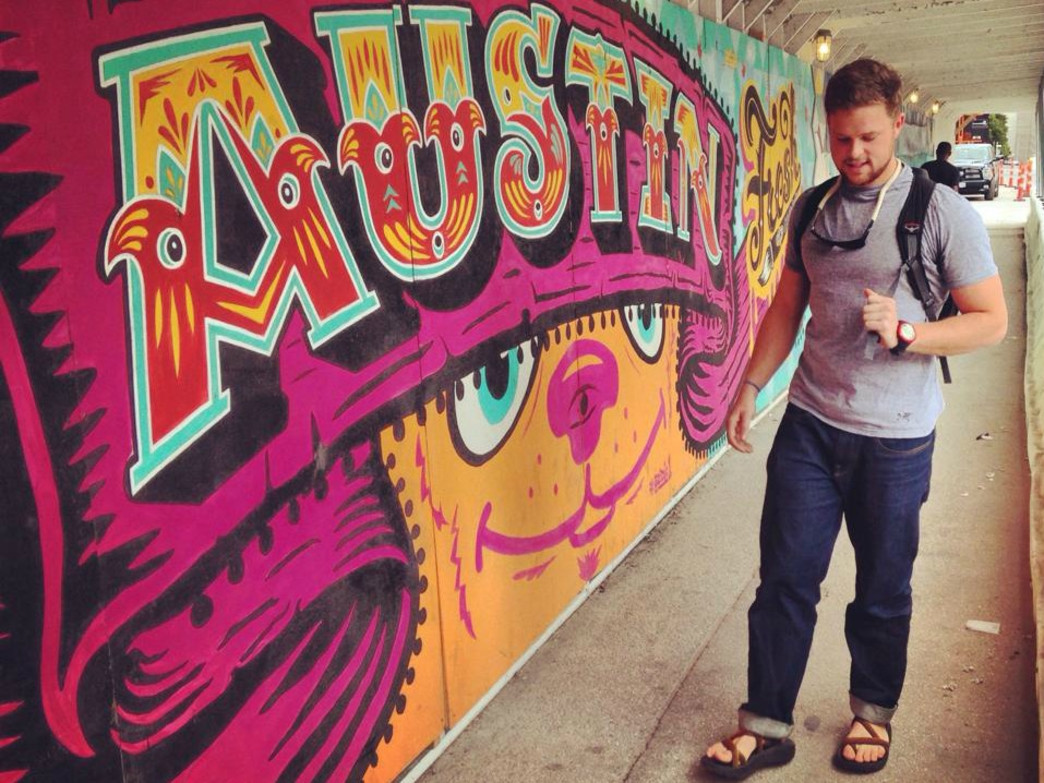 Exploring urban Austin offers up all sorts of 'weird' cultural surprises