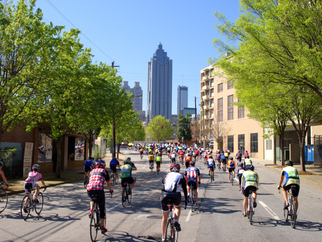 The Midtown neighborhood is home to Piedmont Park and the Atlanta Botanical Garden, two of Atlanta's top green spaces.