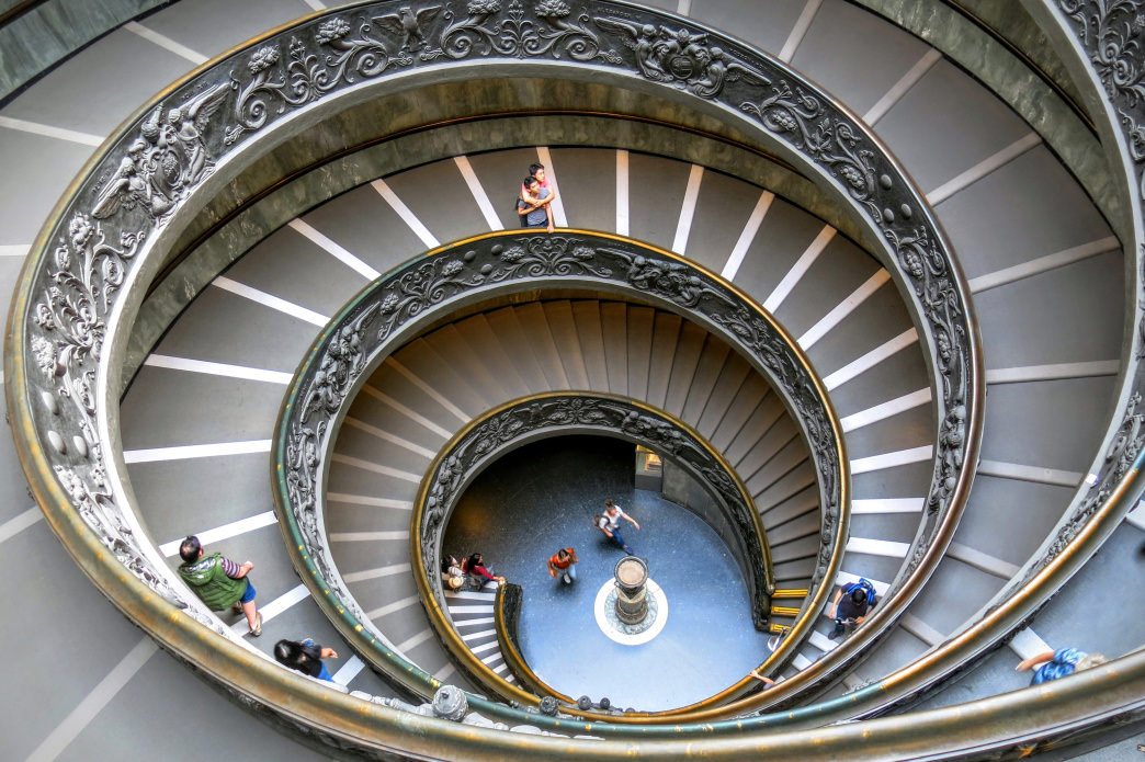 Rome's Vatican Museums span more than 30 rooms of artworks.      Jonathan Singer