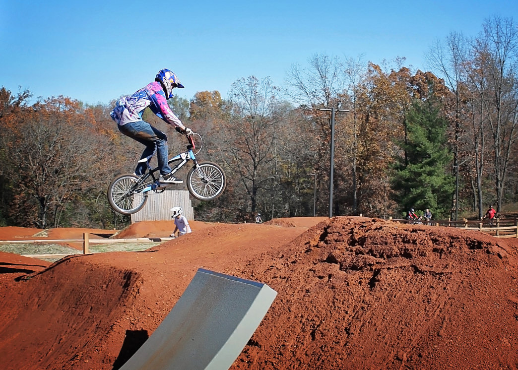 Railyard Bike Park is an important part of what makes northwest Arkansas a fantastic, well-rounded biking destination.