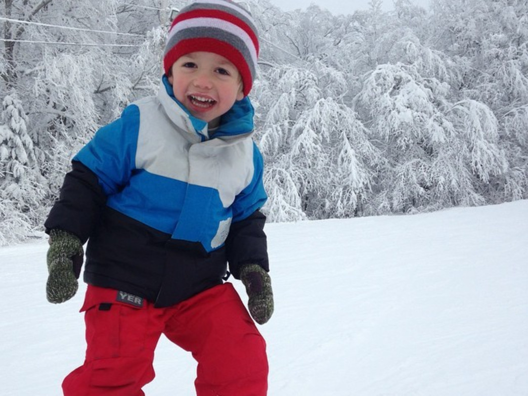 Kids will be all smiles when they see how much fun Smuggs has to offer on and off the trails.