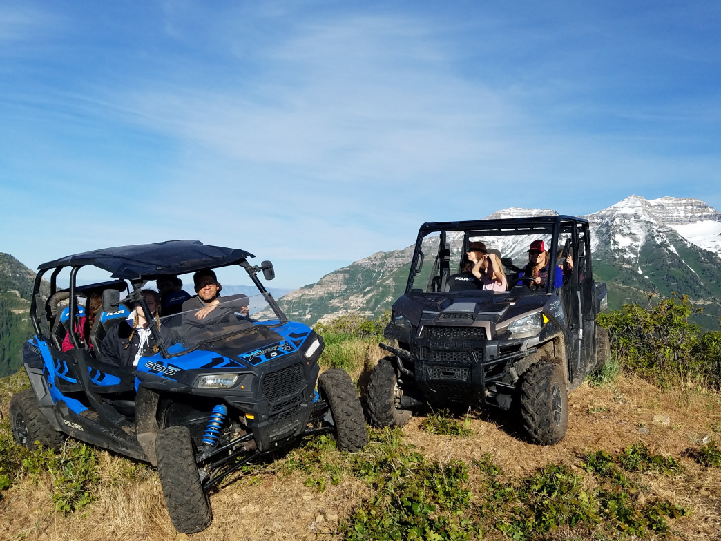 Find the best places to ATV in Heber Valley.