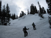 Image for Moffat Tunnel - Snowshoeing