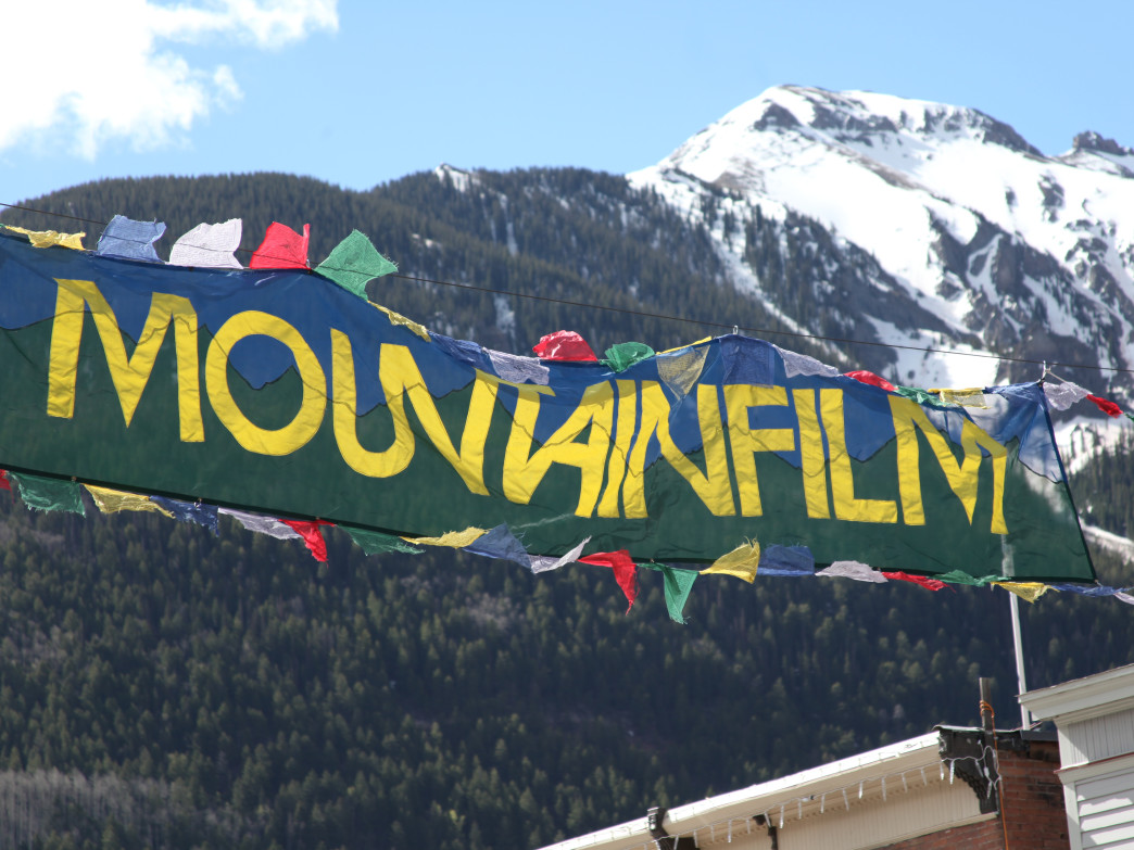 Mountainfilm inspires with spirited films, discussions, and other events in beautiful downtown Telluride.