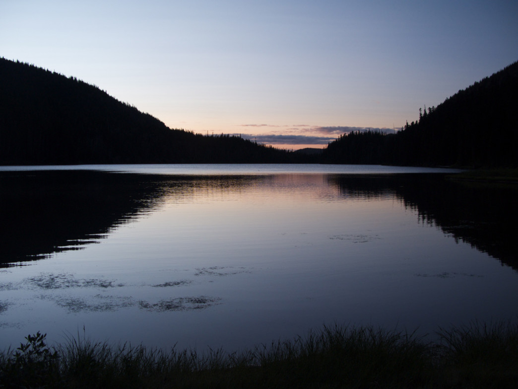 Lake Chiwaukum is one of the lakes to explore from the Scottish Lakes High Camp.
