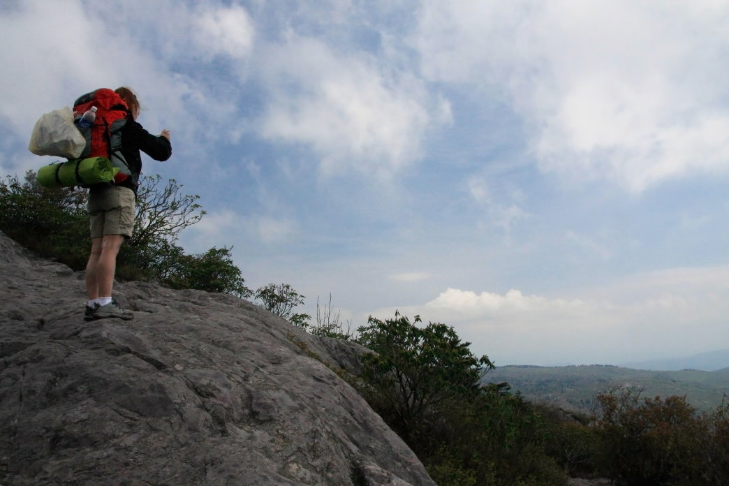 Some of the Appalachian Trail's best views are in southwest Virginia.