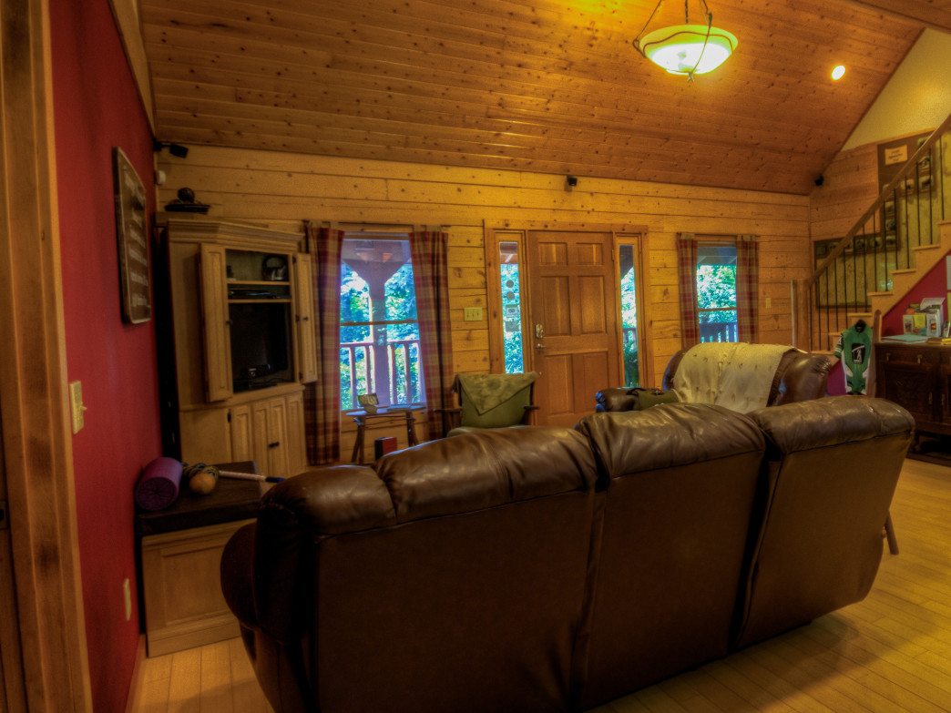 The ever-inviting Hiker Hostel